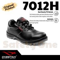 Jual Cheetah 7012H - Sepatu Safety Shoes Ringan Anti Statis Ergonomis Murah