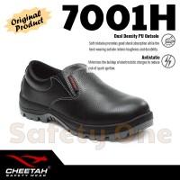 Jual Cheetah 7001H - Sepatu Safety Shoes Ringan Anti Statis Ergonomis Murah