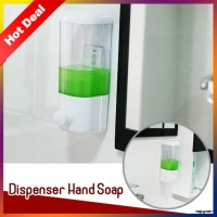 DISPENSER SABUN SINGLE Manual Dispenser Soap / Tempat Sabun [SINGLE