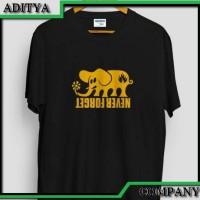 Kaos/tshirt/sablon/gildan/24s/custom/black label