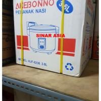 Rice Cooker Akebonno HJF 8236 Berkualitas