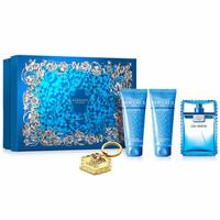 TERMURAH I TRUSTED Original Parfum Versace Man Eau Fraiche Gift Set OR
