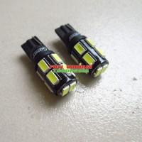 Bohlamp Lampu Senja LED 12 Titik T10 Strobo Gartner Diskon