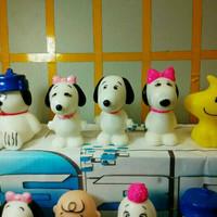New Best Deal mainan anak boneka figure hiasan kue pajangan mobil dash
