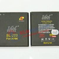 Baterai Idol Lenovo Bl-209 A706 / A516