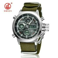 Jam Ohsen Army - Outdoor Sports Watches Military