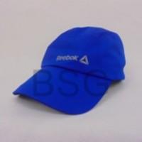 Topi Reebok ORI / Topi Senam TR005-Blu, Allsize