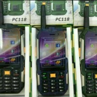 HANDPHONE HP ANDROID OUTDOOR PRINCE PC-118 BISA POWER BANK 5.000 Mah