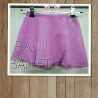 harga Rok Ballet Sifon / Chiffon Skirt Karet Anak Tokopedia.com