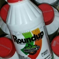 Harga herbisida pembasmi rumput racun rumput gulma roundup round | antitipu.com
