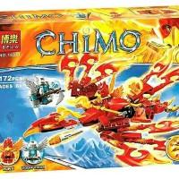 Bela 10351 Flinx's Ultimate Phoenix Toys For Children assembling