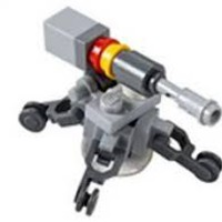 Lego Advent Calendar 2014, Star Wars (Day 3) - Republic Cannon