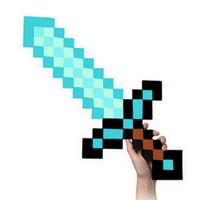 Game Toy Diamond Foam Mosaic Sword Eva