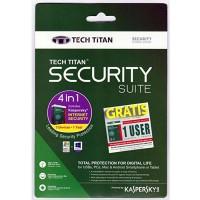 harga Kaspersky Internet Security (techtitan Suite 2017 - 3 User 1 Year) Tokopedia.com