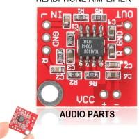 MDL-069A TDA1308 Headphone Amplifier Module Board