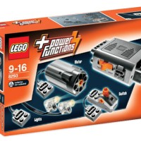 Lego Technic 8293 Power Function Motor Set