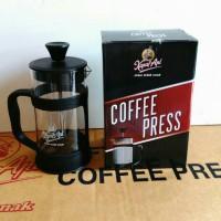 Coffee Press Kapal Api Pembuat Kopi Tanpa Ampas Saringan Kopi Teh