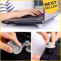 Karet Pengganjal Laptop - Cool Feet Notebook (4 BIJI)