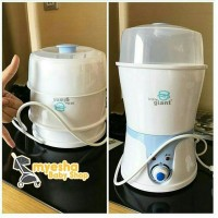 Jual Little Giant 3 in 1 Baby Bottle Sterilizer Warmer Steamer Mini Travel Murah