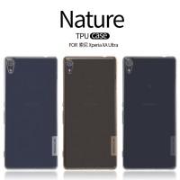 NILLKIN Nature TPU Ultra Thin Air Case Sony Xperia XA Ultra/C6 Origina