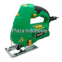 Mesin Gergaji Laser Jigsaw Modern M2200L Pemotong Papan Multiplek