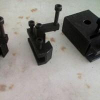 quick change tool post QCTP c2 300 bubut mini lathe sieg