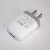 Genuine Travel Home Wall Charger + Micro USB Cable for HTC One X XL M7