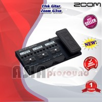 harga Efek Gitar Multi Zoom G3xn / Zoom G3 Xn / G3x N / G3-xn / G3x-n Tokopedia.com