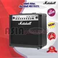 Ampli Gitar Marshall MG15CFX / MG 15 CFX / MG15 CFX / MG15C FX