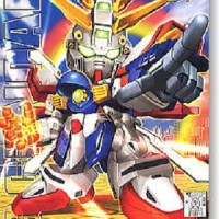 SD BB 242 God Gundam
