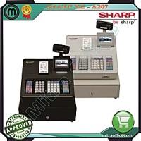 SHARP XE-A207/Mesin kasir/Cash Register/Cash Drawer/Mesin hitung uang