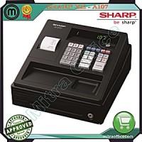SHARP XE-A107/Mesin kasir/Cash Register/Cash Drawer/Mesin hitung uang