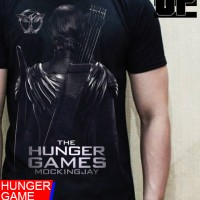 Jual KAOS 3D HUNGER GAME THE MOCKING JAY ORIGINAL SOULPOWERSTYLE Murah