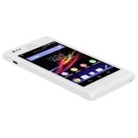 Sony Xperia M C2005 White Smartphone [Dual SIM]