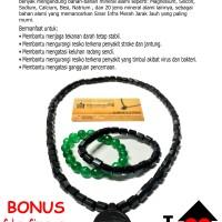harga Promo Kalung Kesehatan Ginsamyong Bonus Gelang Giok Tokopedia.com