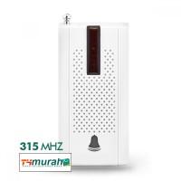 Wireless Magnetic Switch Door / window, Sensor Pintu / Jendela 315 Mhz