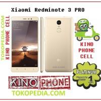 Jual Xiaomi Redmi note 3 Pro Rom 32gb Platinum Murah
