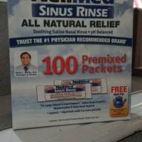 NeilMed Sinus Rinse ( 100 Premixed Packets), Cuci hidung