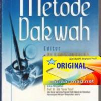 Metode Dakwah Edisi Revisi - Munzier Suparta Dkk edt /KEN