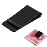 Money clip / penjepit uang stainless steel 05