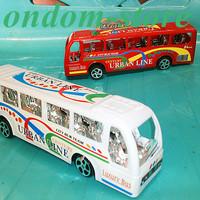 mainan mobilan bus mini mobilan bus sekolah