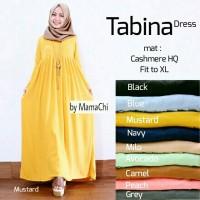 Tabina dres mouslem original cantik best seller