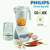 harga Blender Philips Tabung Gelas/kaca Hr2116 Model Baru Tokopedia.com