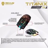 Mouse Gaming Macro Rexus TX8 / Rexus Titanix TX8 / Rexus TX 8