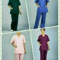 Baju OK / Baju Operasi