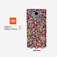 case Xiaomi Redmi 4 4 Prime jdm background style casing hardcase cover