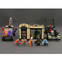 Lego Super Heroes 6864 Batmobile and the Two Face Chase - Original Leg