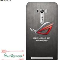 harga Custom Case Asus Zenfone Selfie Motif Rog-03 Design Tokopedia.com
