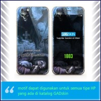 Garskin HP gambar Avenged sevenfold nightmare album cover stiker
