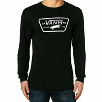 Kaos lengan panjang Vans /tshirt/polo shirt/sweater